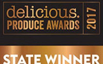 Delicious Magazine Awards 2017