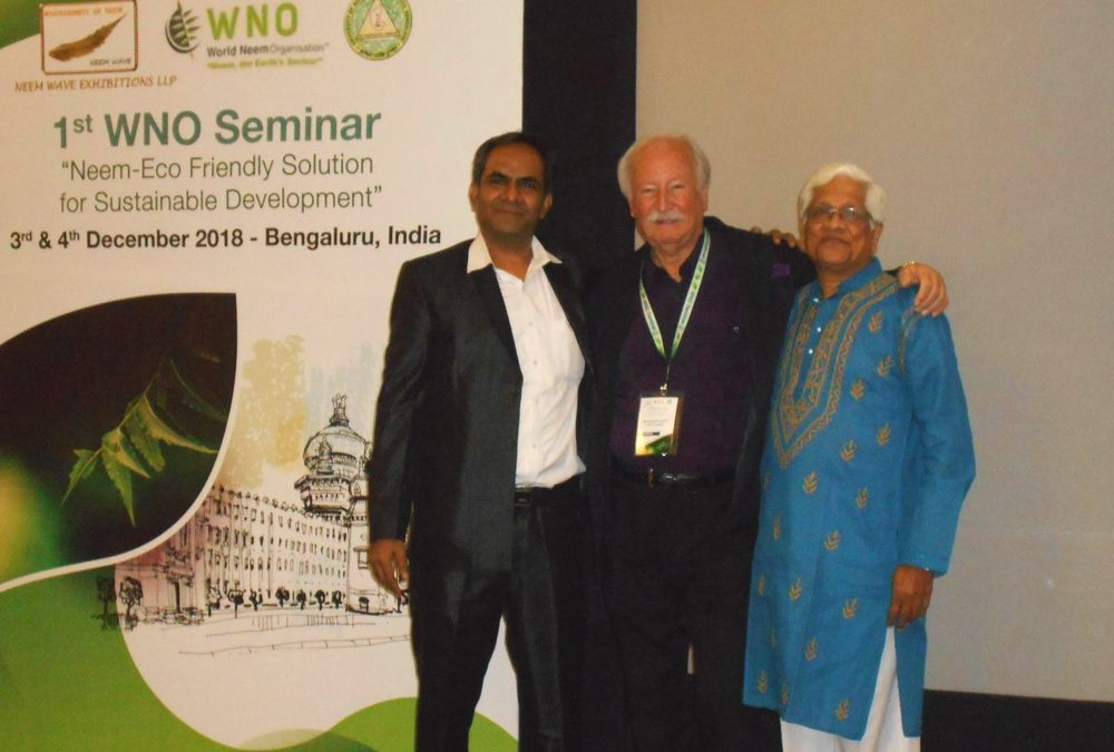Keynote Address – WNO Conference India 2018.