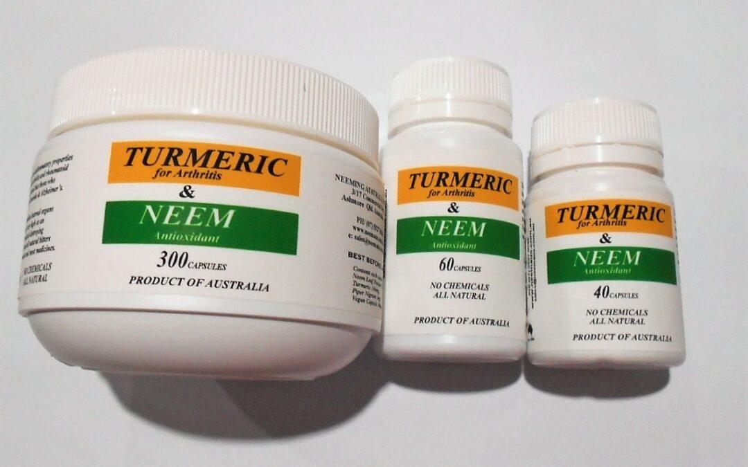 Neem & Turmeric Combo